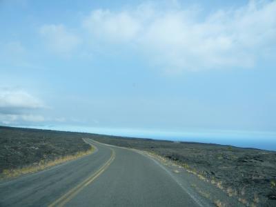 """どこまでも続く溶岩の世界『チェーン・オブ・クレターズ・ロード』◆""""BIG ISLAND""""ハワイ島一周の旅≪その8≫"""