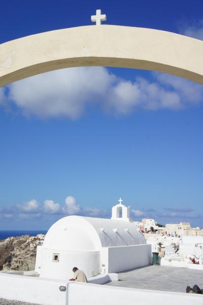 幸せな顔がいっぱいのギリシャ・( ̄∀ ̄)・⑥サントリーニ島のイアからアテネに飛んだらストライキに遭遇編