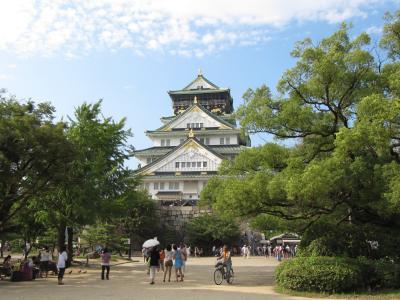 大阪周遊パスでぐるっと観光?(5)