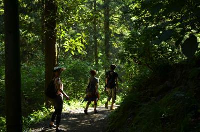 2011初秋 ビアマウント目指して!高尾山ハイキング