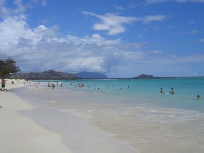 ハワイ家族旅行2006(マウイ島&オアフ島)その2オアフ島編