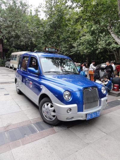 国慶節の上海、杭州2011 杭州到着