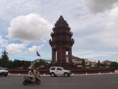世界一周 4ヶ国目 【カンボジア】プノンペン