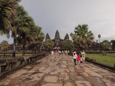 世界一周 4ヶ国目 【カンボジア】シェムリアップ