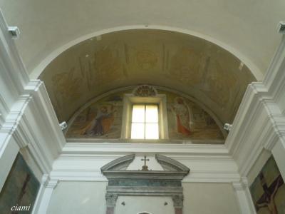 キリスト教の足跡 201012雪のトリノと生ハムのパルマ28