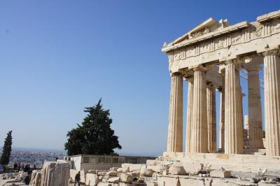 幸せな顔がいっぱいのギリシャ・( ̄∀ ̄)・⑦アテネのパルテノン神殿の凄さに鳥肌が立つ編