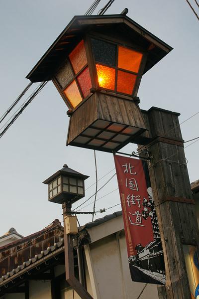 関西散歩記~2011 滋賀・長浜市内編~