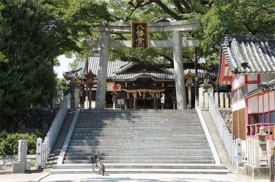 気ままな旅の物語③ -ふとん太鼓で有名な大阪府堺市にある百舌鳥(もず)八幡宮を訪れてみました-