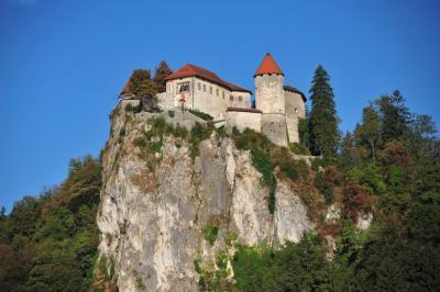 クロアチア・スロヴェニア周遊 (2) ブレッド