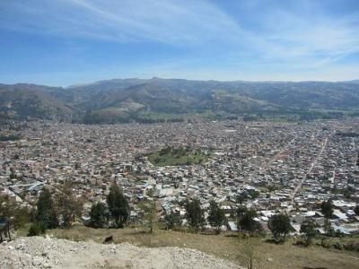 ペルー北部&エクアドル一人旅:カハマルカ編