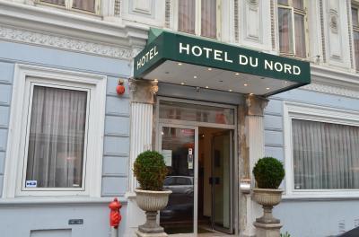 2歳子連れ11年ぶりのラトビア、そして北欧へ 03 Copenhagen Hotel Du Nord