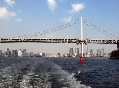 大人の社会科見学 東京ゲートブリッジと荒川ロックゲート遊覧船−1