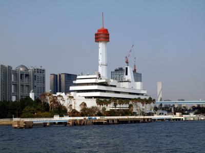 大人の社会科見学 東京ゲートブリッジと荒川ロックゲート遊覧船−2