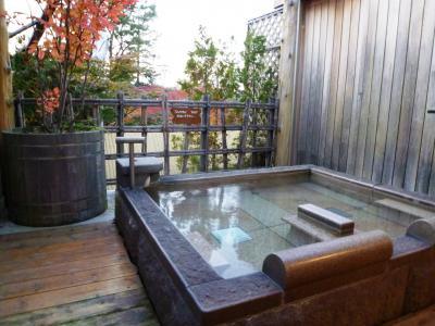 206-「露天風呂付き客室」無料宿泊券当選!…行ってきました、紅葉の朝里川温泉・宏楽園