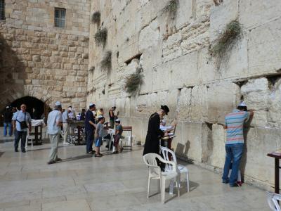 Singing Jerusalem in Jerusalem (3) 聖地で聖歌斉唱
