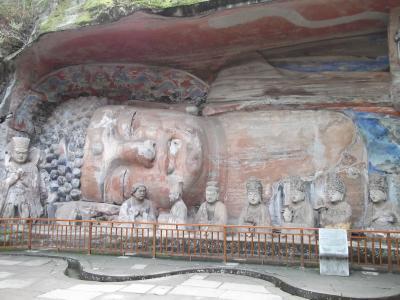 2011シルバーウィークの旅11 重慶・大足 宝頂山石刻