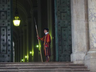 パスタと海と遺跡ラブなローマと南イタリアの旅[2/5]「ローマ市内とヴァチカン散策編」