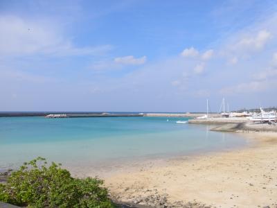 2011年 秋 マイルで行く沖縄 『伊江島滞在編』