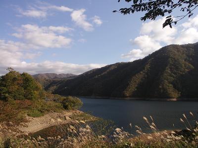 岩村~九頭竜湖ツーリング - その2