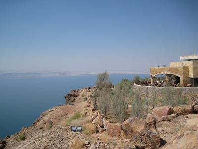 2010年ヨルシリ旅行1:初めての海外レンタカーで死海へ