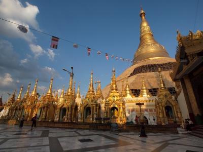 世界一周 7ヶ国目 【ミャンマー】ヤンゴン