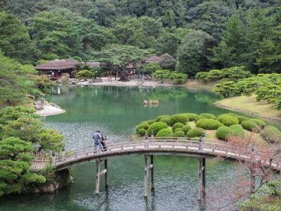 栗林公園 (香川県・高松市)