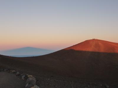 2011 ハワイ3島 家族旅行 3 【ハワイ島・マウナケア】