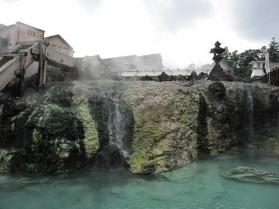 のんびり草津温泉
