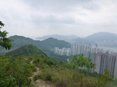 2011年10月 香港でハイキング!の巻