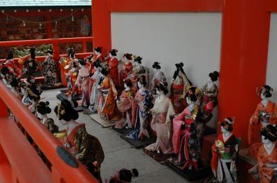 人形供養の淡島神社