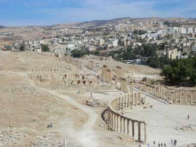 Singing Jerusalem in Jerusalem (9) ジェラシュとアンマンで劇場巡り