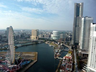 2011 ふたり旅 横浜