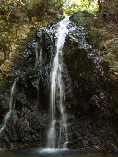 滝メグラーが行く130 植松山と小河内の滝 兵庫県宍粟市千種町