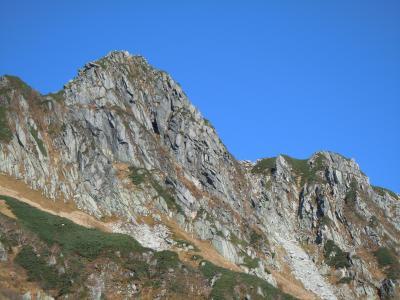 木曽駒ケ岳登山