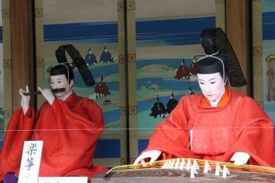 京都の御所と離宮(5) 黄金の蝉を探せ! 2011年度 京都御所秋季一般公開