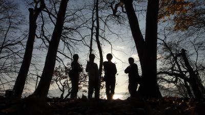 おかえり藤井~秋の洞爺湖~