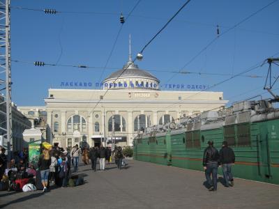 ウクライナの港町・・・・・オデッサ