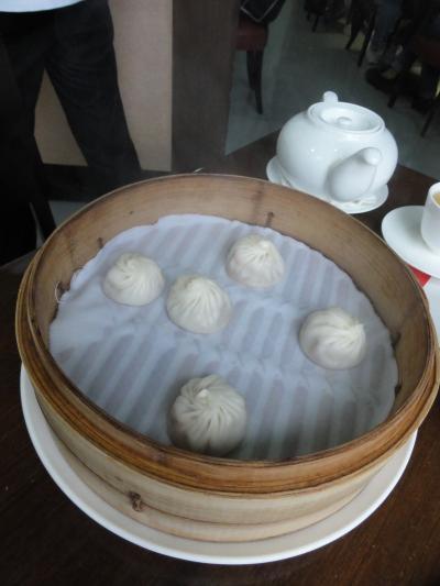 国慶節の上海、杭州2011 鼎泰豊-新天地店