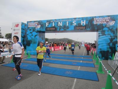 湘南国際マラソン2011・11