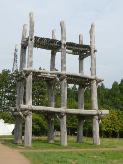 2008秋・青森・函館ぐるりと3日間~青森県立美術館と三内丸山遺跡