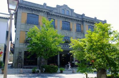 長野の旅2011④【長野の近代建築・戸隠神社・廃校の宿他】