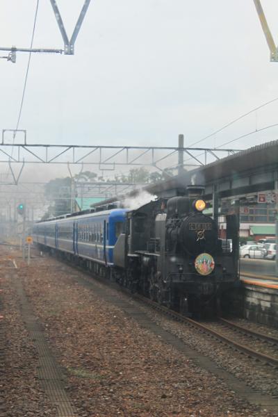 滋賀の日帰り旅 ~SL北びわこ号、木之本散策~
