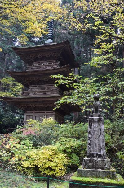 南信州4つの紅葉めぐり 【2】光前寺
