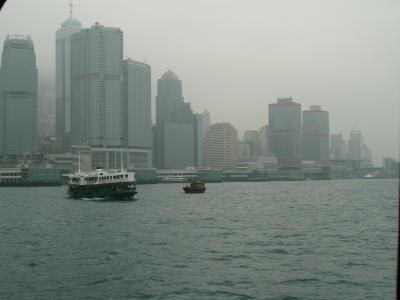 香港・マカオ・深せん 1日目(香港)