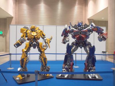 2011国際ロボット展に行く
