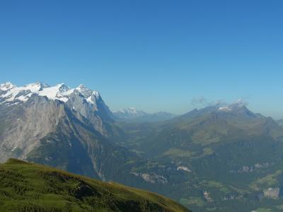 2011年スイス(08) 「エングストレン・ゼー」~人気のトレッキング・コースです