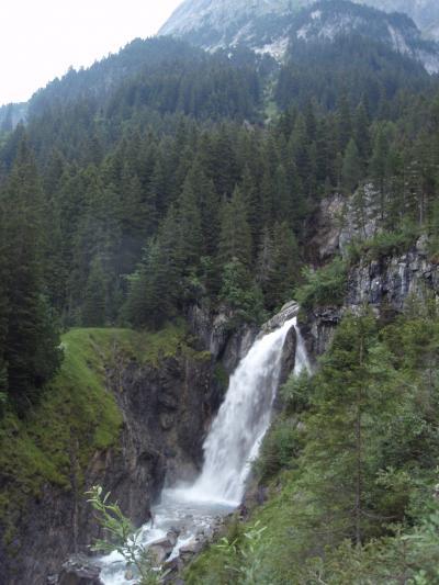 2011年スイス(09) 「グレッチャーシュルフト」~グローセシャイデックのマイリンゲン側