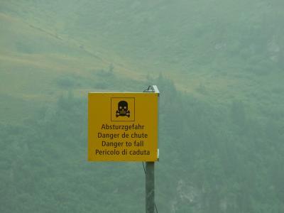 2011年スイス(12) 「ハスリタール」~天気が良ければ、もっと歩けるんだけど…