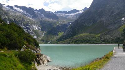 2011年スイス(14) 「クリスタル・ウェッグ」~走破ではないんですけどね