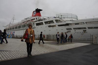 名古屋初の「オセアニック号」見学会へ行きました(^^)